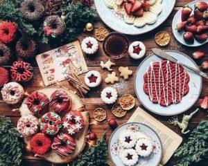 διατροφικά tips για τα Χριστούγεννα