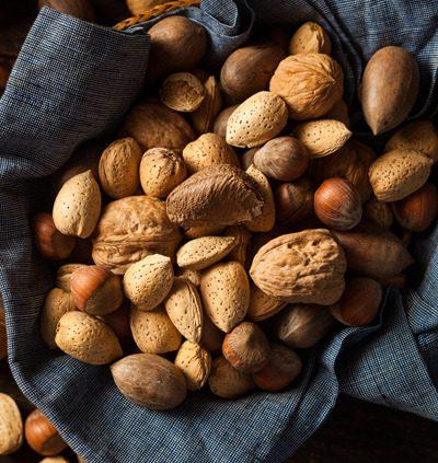 τα οφέλη των ξηρών καρπών στην υγεία