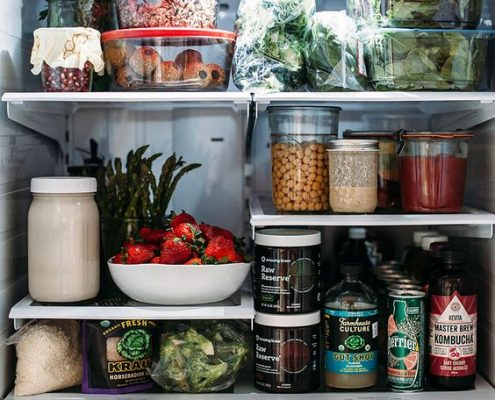 πως να συντηρήσεις τα τρόφιμα το καλοκαίρι