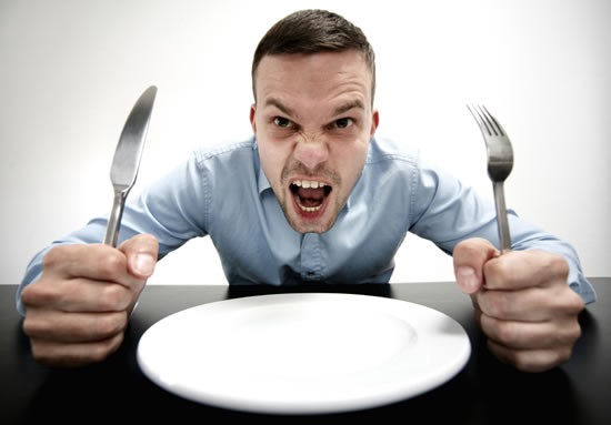 γιατί πεινάω ακόμα και μετά το γεύμα;;;