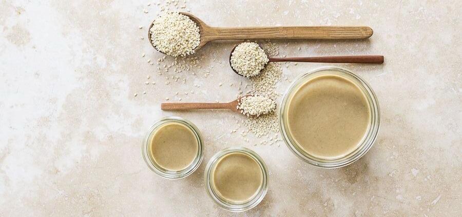 ταχίνι : ένας διατροφικός θησαυρός
